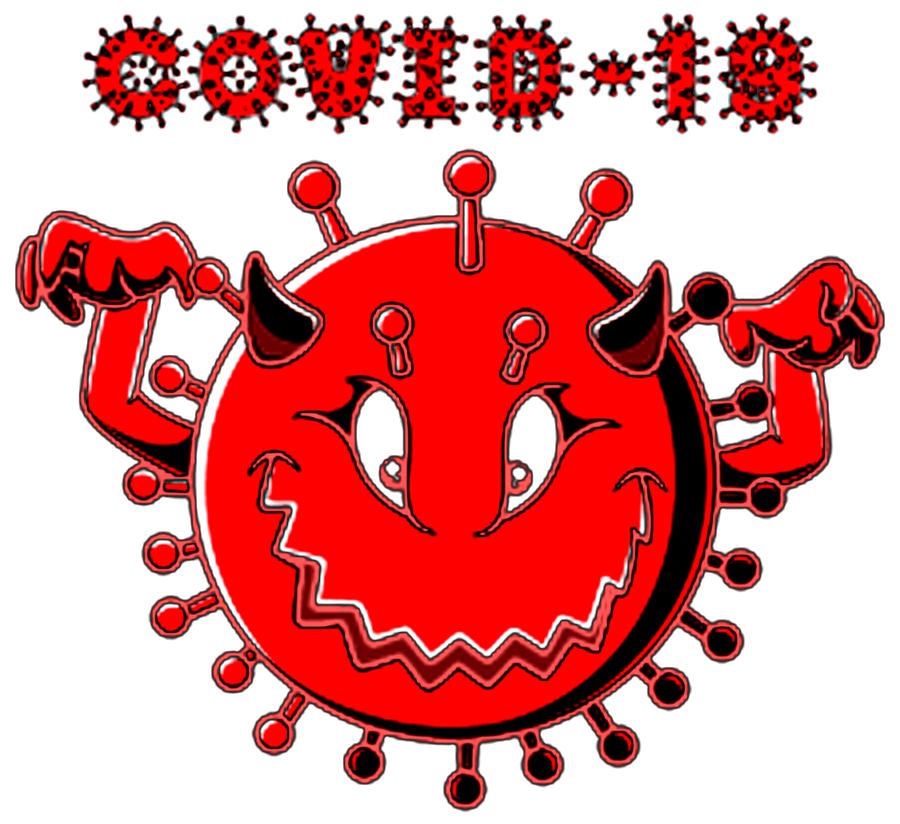 Διαβολάκος covid