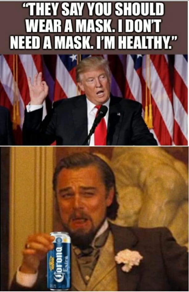 Τραμπ memes και μιμίδια