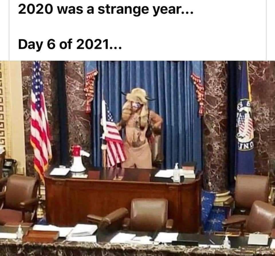 Πραξικόπημα Τραμπ: Τα καλύτερα memes