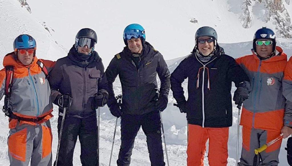 Σκιερ ο Κυριάκος: Ανοίγει τα χιονοδρομικά
